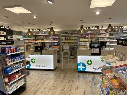 Pharmacie Moyaux 2
