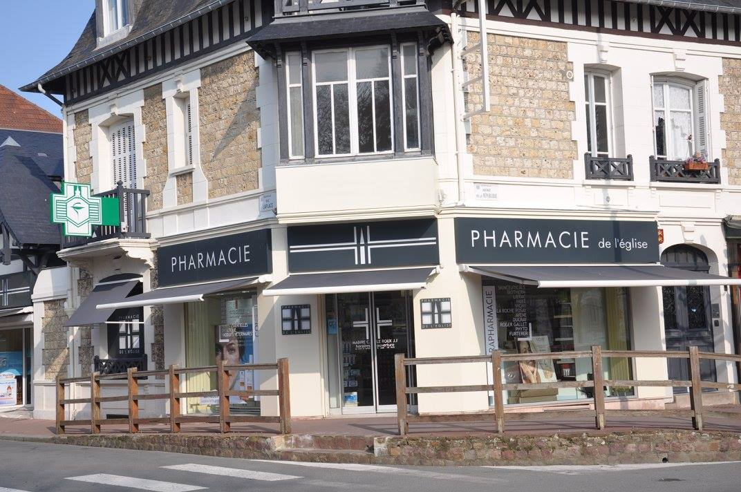 Pharmacie de Eglise